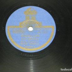 Discos de pizarra: NIÑO MARCHENA, ODEON. VIDALITA, 182.061, MALAGUEÑA DE CHACON, GUITARRA MIGUEL BORRULL. PIZARRA. Lote 178641806