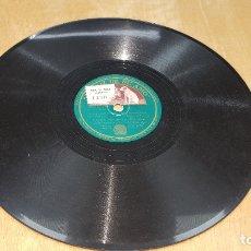 Discos de pizarra: LA VOZ DE SU AMO, ROSAS ROJAS PARA LA DAMA AZUL, JINETES DEL ESPACIO, VAUGHN MONROE Y ORQUEST GY 878. Lote 178648812