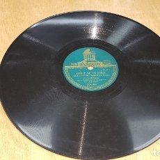 Discos de pizarra: DISCO ODEON MOI J M EN FOUS, A PARIS, YVES MONTAND 204.400. Lote 178651045