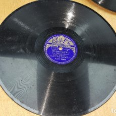 Discos de pizarra: DISCO DECCA, COLE PORTER SUITE Nº2 LOUIS LEVI MUSIC FROM THE MOVIES AGD 39000. Lote 178664381