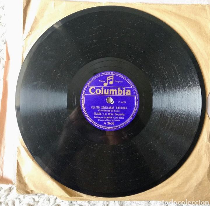 Discos de pizarra: Discos de pizarra muy antiguos varios géneros - Foto 2 - 178774215