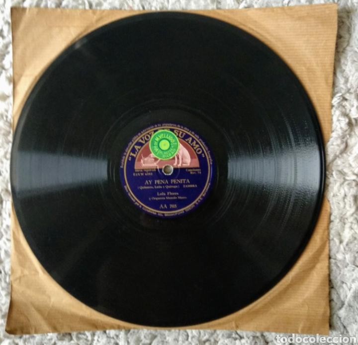 Discos de pizarra: Discos de pizarra muy antiguos varios géneros - Foto 5 - 178774215