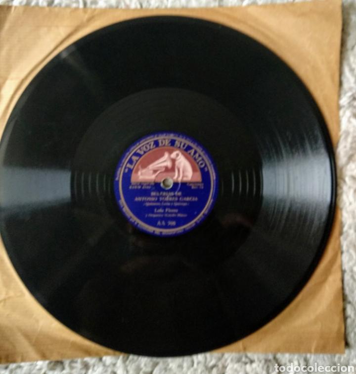 Discos de pizarra: Discos de pizarra muy antiguos varios géneros - Foto 6 - 178774215