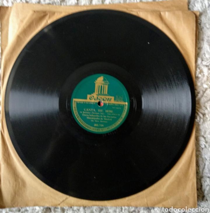 Discos de pizarra: Discos de pizarra muy antiguos varios géneros - Foto 7 - 178774215