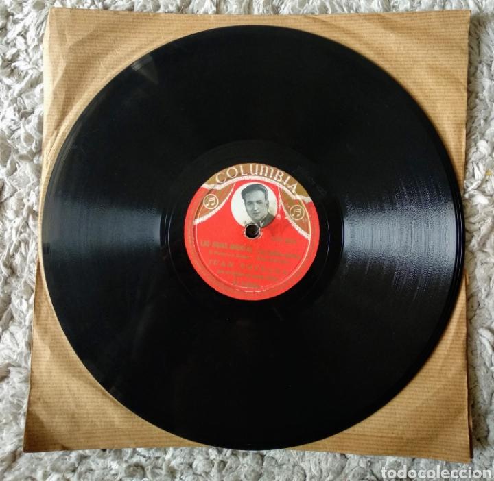 Discos de pizarra: Discos de pizarra muy antiguos varios géneros - Foto 9 - 178774215