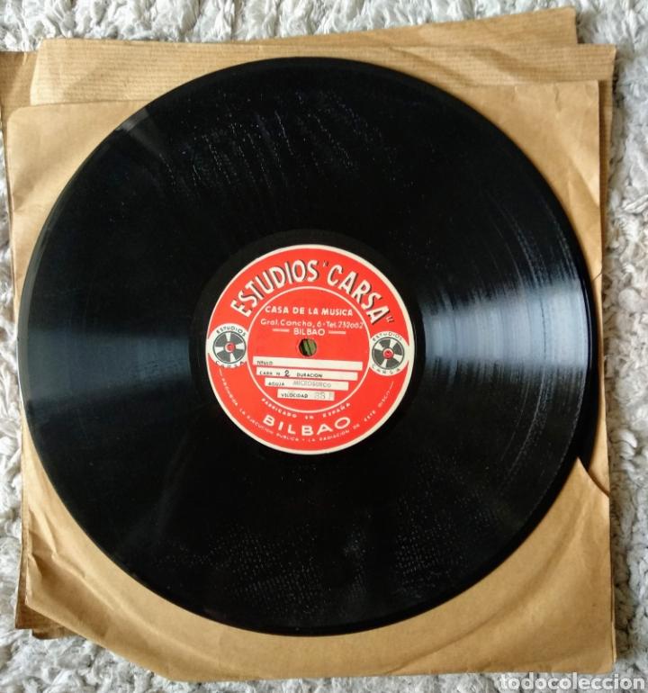 Discos de pizarra: Discos de pizarra muy antiguos varios géneros - Foto 13 - 178774215