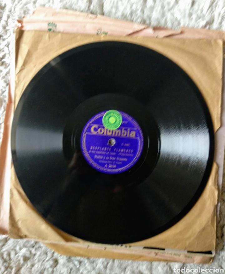 DISCOS DE PIZARRA MUY ANTIGUOS VARIOS GÉNEROS (Música - Discos - Pizarra - Otros estilos)