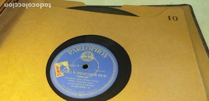 CHILLY POM POM PE. FOX TROP FRED SUGAR HALL (Música - Discos - Pizarra - Jazz, Blues, R&B, Soul y Gospel)