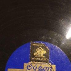 Discos de pizarra: LOTE DE OCHO DISCOS DE PIZARRA, TODOS DE FLAMENCO. Lote 180201595