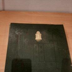 Discos de pizarra: 12 DISCOS DE PIZARRA EN ESTUCHE. Lote 180260852