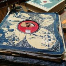 Discos de pizarra: LOTE 25 DISCOS DE PIZARRA . Lote 180404337