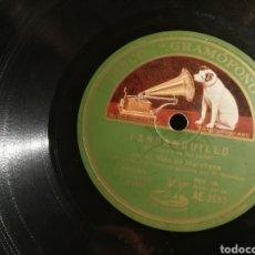 Discos de pizarra: DISCO DE PIZARRA FANDANGUILLO POR EL NIÑO DE MARCHENA. Lote 180888197