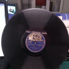Discos de pizarra: JO BOUILLON, EN EL PAÍS DE LAS RUMBAS. Lote 181808833