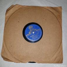 Discos de pizarra: DISCO DE PIZARRA ORQUESTA ANDRÉS MOLTÓ 78 RPM. Lote 182873953