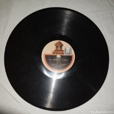 Discos de pizarra: DISCO DE PIZARRA ORQUESTA ALEXANDRE. Lote 182879600