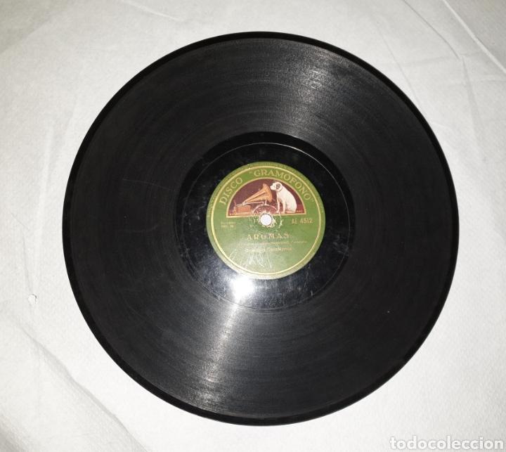 Discos de pizarra: Disco de pizarra Orquesta Casablanca - Foto 2 - 182880290
