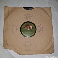 Discos de pizarra: DISCO DE PIZARRA ORQUESTA CASABLANCA 78 RPM. Lote 182880290