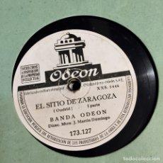 Discos de pizarra: LOTE 13 DISCOS PIZARRA MUSICA CLASICA. Lote 183180517