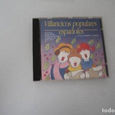 Discos de pizarra: VILLANCICOS POPULARES ESPAÑOLES. Lote 183183625