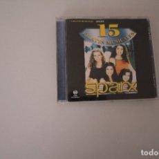 Discos de pizarra: SPARX 15 KILATES MUSICALES. Lote 183185638