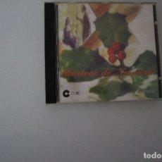 Discos de pizarra: CLASICOS DE NAVIDAD. Lote 183191643