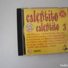 Discos de pizarra: CALENTITO 3. Lote 183192116