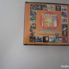 Discos de pizarra: ÍDOLOS Nº 1 2 CD. Lote 183198168