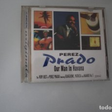 Discos de pizarra: PEREZ PRADO . Lote 183198383