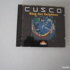 Discos de pizarra: CUSCO RING DER DELPHINE. Lote 183199091