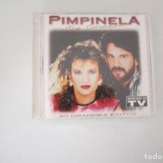 Discos de pizarra: PIMPINELA DE CORAZON 40 MAYORES EXITOS. Lote 183201766