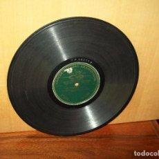 Discos de pizarra: LOS CHINOS (ESCALAS) - BANDA MUNICIPAL DE BAECELONA - VINILO PIZARRA 1 SOLA CARA. Lote 183387701