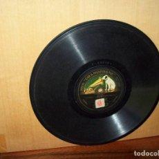 Discos de pizarra: L'ENTRA DE LA MURTRA (GINER) - VITO (LOPE) - BANDA MUNICIPAL VALENCIA - VINILO PIZARRA. Lote 183388381