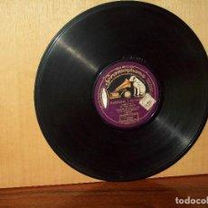Discos de pizarra: MIS AMORES (FEDERICO ALONSO) - PLEGARIA - CANTA SAGI-BARBA - VINILO PIZARRA. Lote 183388478