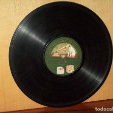 Discos de pizarra: LA MURRIÑA (PADILLA) + PIRULI, PIRULA - CANTADO POR LA GOYA - VINILO PIZARRA. Lote 183388605