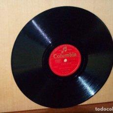 Discos de pizarra: LA CUMPARSITA + CELOS - MANTOVANI Y SU ORQUESTA - VINILO PIZARRA. Lote 183389410