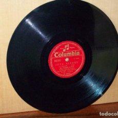 Discos de pizarra: JOTA ALEGRE + POR SEGUIRIYAS - CUSTODIA, ROMERO PAGAN - DIRIGE J. CISNEROS - VINILO PIZARRA. Lote 183389927