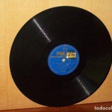 Discos de pizarra: MI PEQUEÑA LOCURA + MI PEQUEÑA JACQUELINE - HENRI SALVADOR CON JO BOYER - VINILO PIZARRA. Lote 183390350