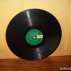 Discos de pizarra: VAYA CON DIOS + PRINTEMPS D'ALSACE - ORQUESTA JACQUES HELIAN - VINILO PIZARRA. Lote 183391121