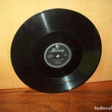 Discos de pizarra: I SPOKE TOO SOON + SH. BOOM - THE CREW CUTS - VINILO PIZARRA. Lote 183391245