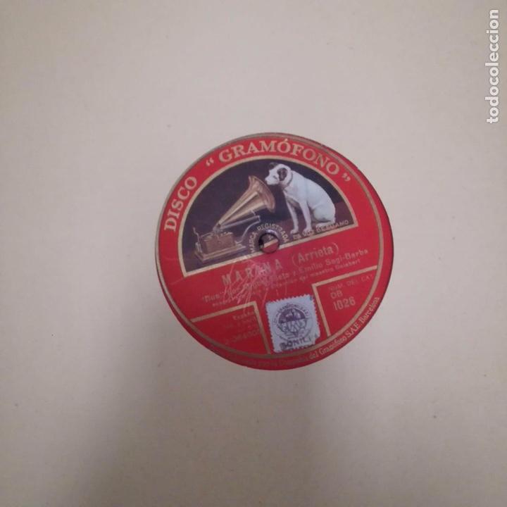Discos de pizarra: Lote de discos de pizarra ver fotos - Foto 3 - 184100585