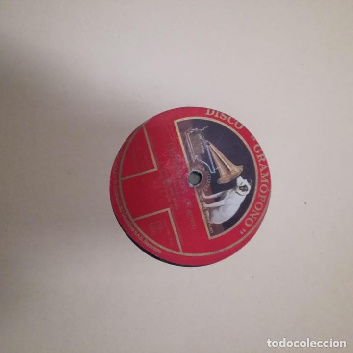 Discos de pizarra: Lote de discos de pizarra ver fotos - Foto 4 - 184100585