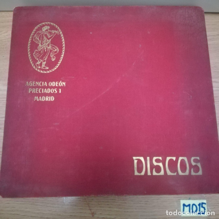 LOTE DE DISCOS DE PIZARRA VER FOTOS (Música - Discos - Pizarra - Otros estilos)