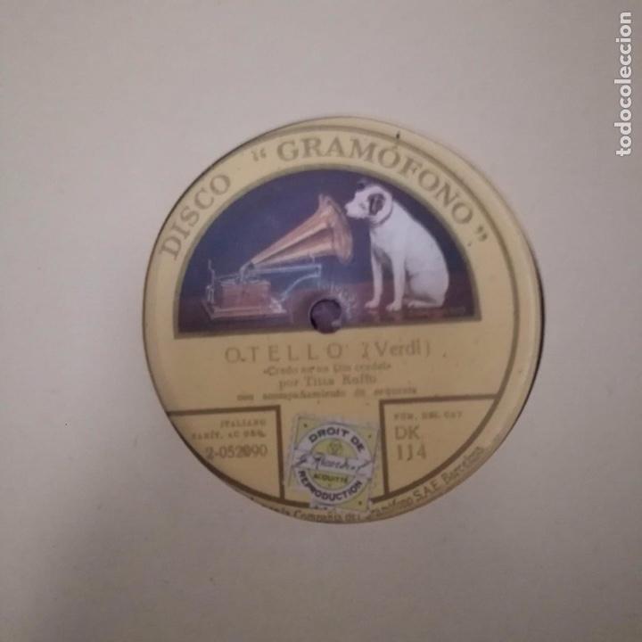 Discos de pizarra: Lote de discos de pizarra - Foto 7 - 184101565