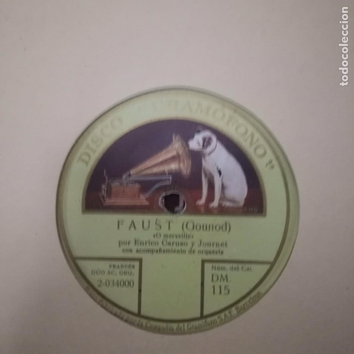 Discos de pizarra: Lote de discos de pizarra - Foto 11 - 184101565