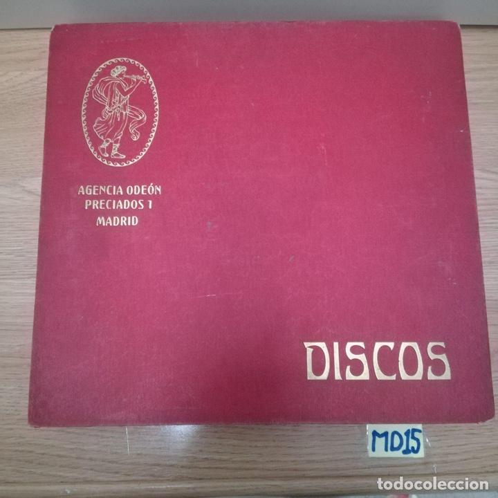 LOTE DE DISCOS DE PIZARRA (Música - Discos - Pizarra - Otros estilos)