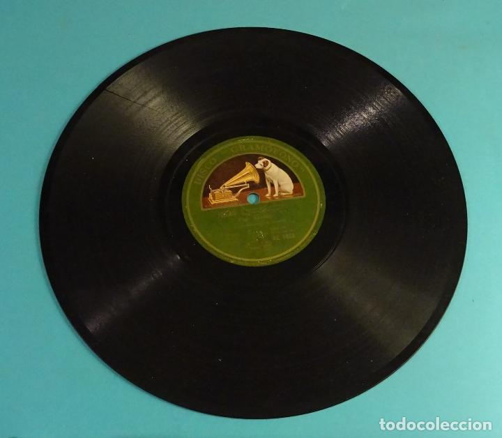 PILAR GASCÓN Y JUSTO ROYO / PILAR GASCÓN .ACOMPAÑAMIENTO DE RONDALLA. ¡¡ ROTO !! (Música - Discos - Pizarra - Flamenco, Canción española y Cuplé)