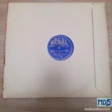Discos de pizarra: ORQUESTA SINFÓNICA DE LONDRES . Lote 184256047