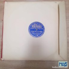 Discos de pizarra: ORQUESTA SINFÓNICA DE LONDRES . Lote 184256652
