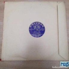 Discos de pizarra: CHOPIN: OP.18. Lote 184256980