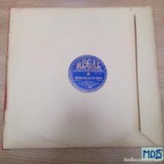 Discos de pizarra: SINFONÍA NUM9 - ORQUESTA SINFÓNICA DE LONDRES . Lote 184257038